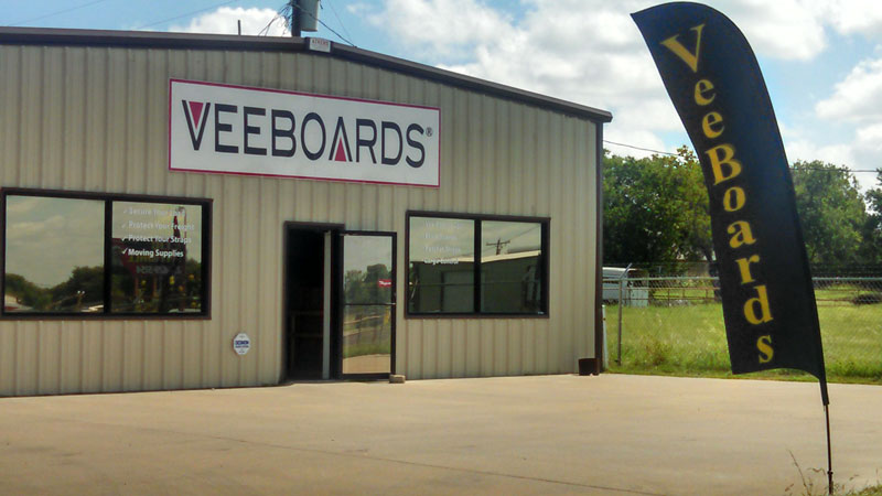 VeeBoards Warehouse