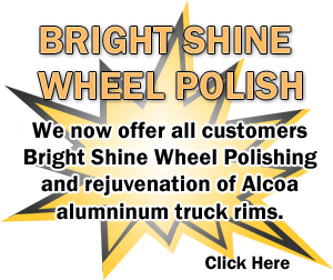 Bright Shine Wheel Polish